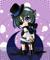 Ciel chibi by TheULTImateAngel
