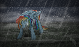 Another rainy day by Kocurzyca