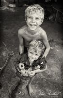 Gypsy Boys by IsacGoulart