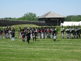 Fort Meigs - 1813 by Rennon-the-Shaved