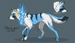 Ghoul Adoptable Auction by xTaboo