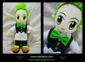 Cilan by renealexa-plushie