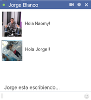Chat falso de Jorge Blanco by Kamiitinista