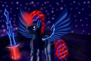 Cyber Lord by Draconic-Penguin
