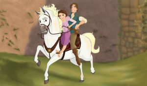 Tangled: Let's Go Maximus! (finished) by 10flyingunicorns