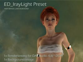 Freebie: ED_IrayLight01 by Edheldil14