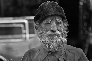 old man - Iran by tr7l0o