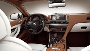 BMW 6er Grand Coupe Interior by MUCK-ONE