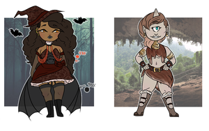 Halloween Adopts: batch 1 OPEN by epsiIon