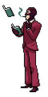 TF2 Pixel Spy by UltraBananaBuddy