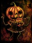 Lil' Pumpkin Girl by Horrors-of-Kain