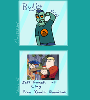 PKMN Lakefield: Voice Actor Meme Buddy by mistere17