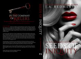 Seeds of Iniquity Book Cover by michellemonique