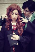 The heir of Slytherin by NyuKeehl
