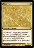 MtG Cards - Athervore by E-n-S