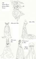 Winetta's Fashion Contest 25 by anelphia