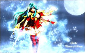 Eirika from Fire Emblem by SkyOfDreams