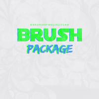 +BRUSH PACKAGE. by Rominapanquesito2