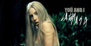 Lady Gaga You and I Background by JowishWuzHere2