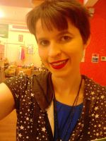 my new hair cut by mistyminxchick