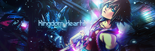 kingdom hearts signature by MD3-Designs