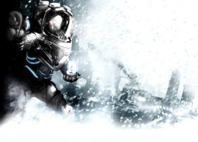 Freeze: Arkham City by BDup07