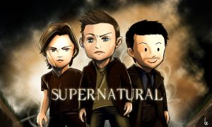 Supernatural by Xiaoyu85ve