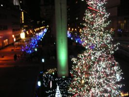 Illumination for christmas by JPN-TSUCCHIE