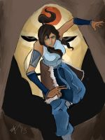 The Legend of Korra by delusionofazombie