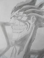 Kenpachi bleach by Danielepds