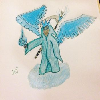 Battle Ready Articuno. by SikkCreationz