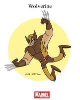 Mighty Marvel Month of March - Wolverine by tyrannus