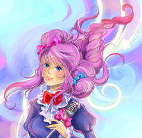 Luka Megurine by Princess--Ailish