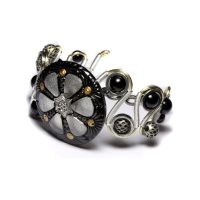 Steampunk Jewelry Bracelet 2 by CatherinetteRings