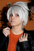 Soul Eater cosplay - I am cool, you're a fool by BakaMarionette