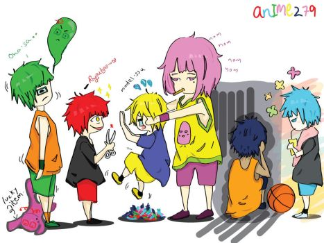 Practice with the GoM ~ by anIME2791
