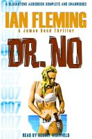 'Dr. No' audio book package cover by PaulBaack