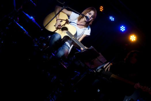Claire - Live At Traffic - 5 by Cirdan90