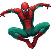 Earth 161 Spider-Man's Portal Earth Suit by stick-man-11