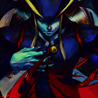 Jedah Darkstalkers by sinninginheaven