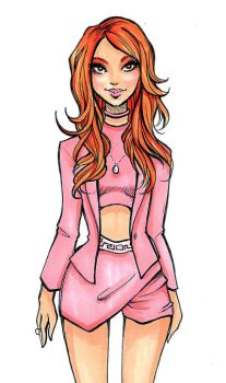 Bella Thorne by Nina-D-Lux