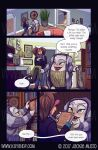 Kay and P: Issue 20, Page 27 by Jackie-M-Illustrator