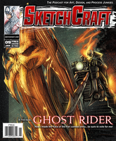 SketchCraft Issue 09 by RobDuenas