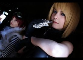 Death Note - Lone Fighters by GaaSuka