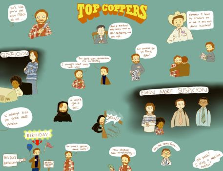 Top Coppers 5 by ALonelyPepper