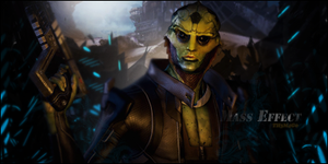 Mass Effect by TH3M4G0