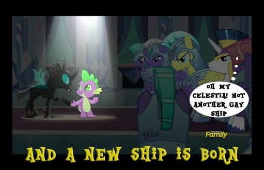 A New Ship by Blitz2600