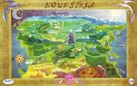 [SCAN] Canon Map of Equestria by Sunderbraze