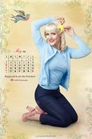 Calender Girl by JenHell66