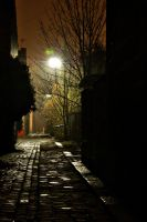 Alleyway. Edit 2. by johnwaymont